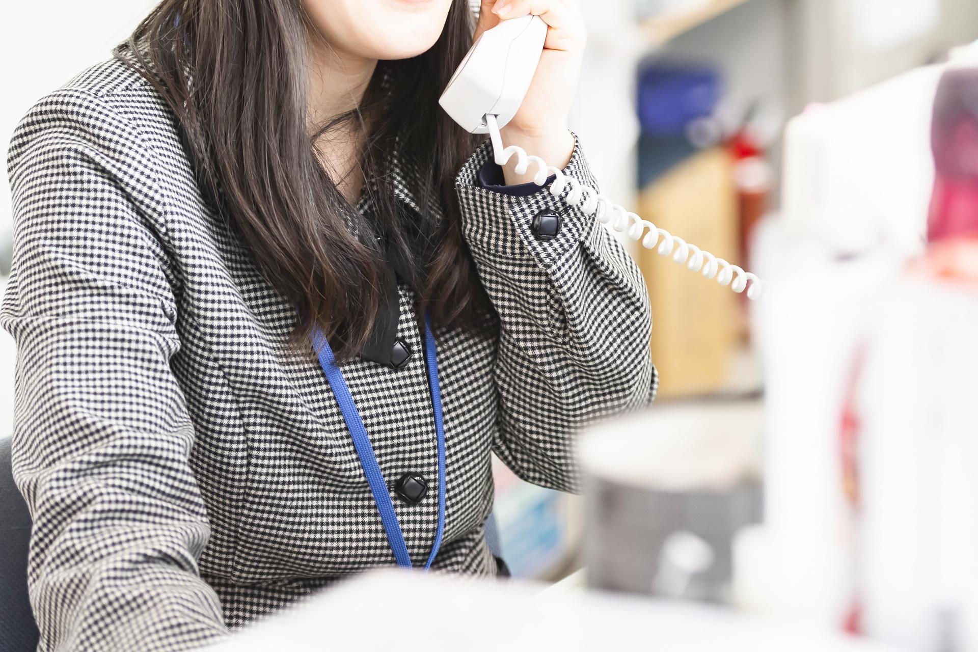 通信会社でのネット回線敷設日程調整のお仕事